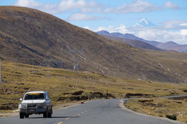 Тибет.Путешествие к горе Кайлас