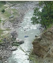 Тур в Непал. Рафтинг