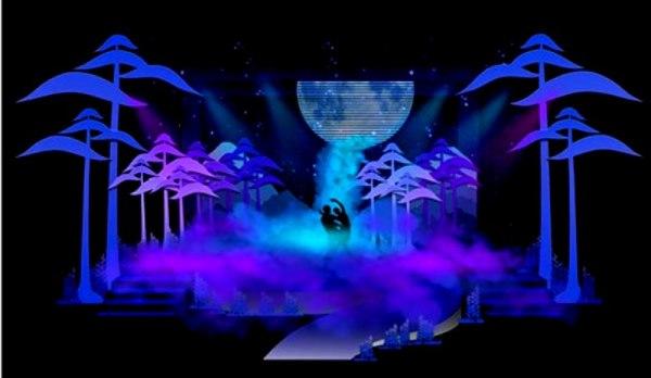 """Новое шоу """"Далат - чудесная ночь"""" будет проходить в горном Далате на юге Вьетнама"""